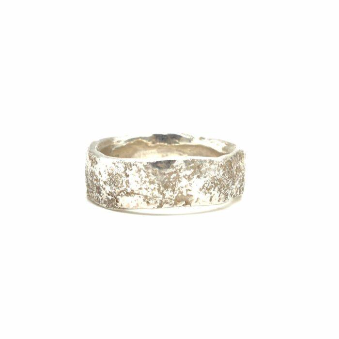 chunky organic ring