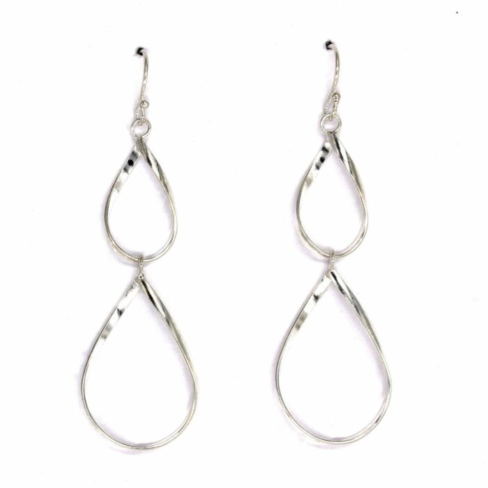 double Droplet earrings