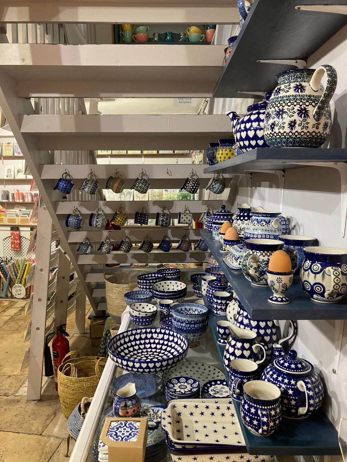 handmade pottery nailsworth, stroud