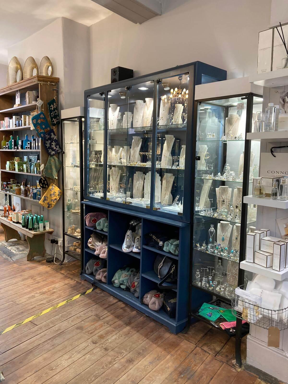 fine jewellery nailsworth shop