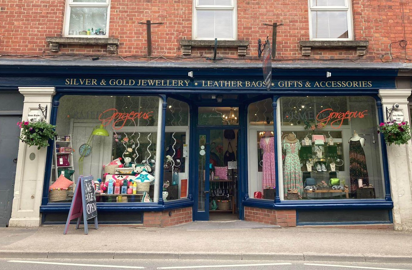 Our Jewellery Gifts, Fashion and Womenswear shop in the cotwolds, Gloucestershire