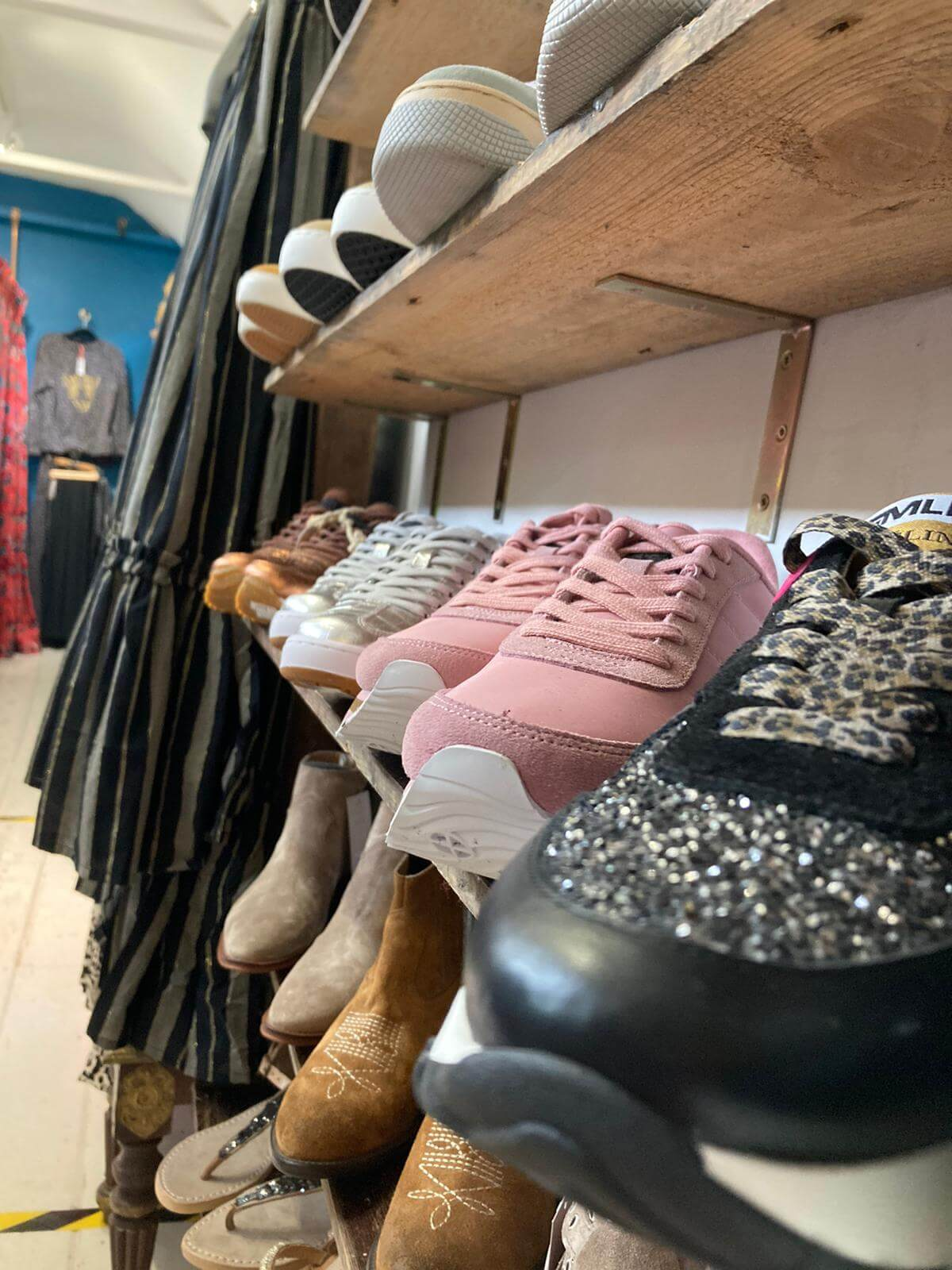 Funky footwear by armed and gorgeous, Nailsworth, Gloucestershire