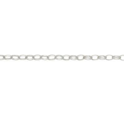 Sterling Silver Medium Light Belcher Chain- Armed & Gorgeous